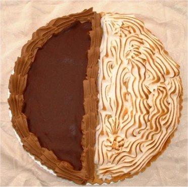 Kosher Gift Basket - Chocolate/Lemon Meringue Tortes