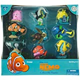 Disney Parks Exclusive Finding Nemo Figurine 9 Pc. Cake Topper Playset