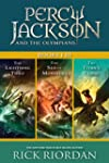 Percy Jackson and the Olympians: Book...