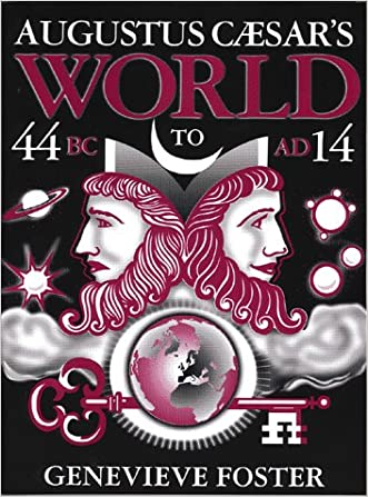 Augustus Caesar's World written by Genevieve Foster