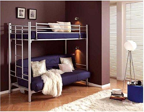 Metallisches Etagenbett : Modell 422 (mit Sofabett) bestellen