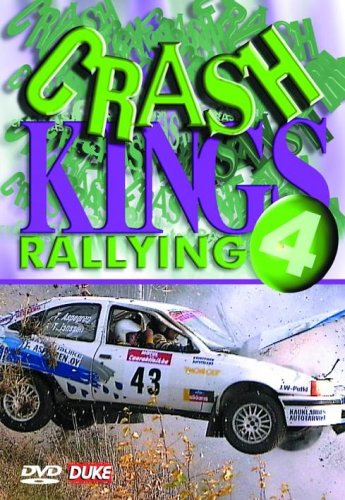 Crash Kings Rallying: 4 [DVD]