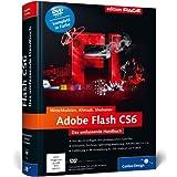 """Adobe Flash CS6: Das umfassende Handbuch (Galileo Design)von """"Nick Weschkalnies"""""""