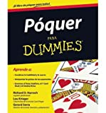 img - for [ POQUER PARA DUMMIES (PARA DUMMIES) (SPANISH) - GREENLIGHT ] By Harroch, Richard D ( Author) 2012 [ Paperback ] book / textbook / text book
