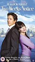Two Weeks Notice [DVD] [2002]