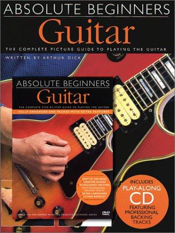 Absolute Beginners: Guitar Value Pack