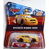 Disney / Pixar CARS Movie Exclusive 155 Die Cast Car With Synthetic Rubber Tires Fiber Fuel