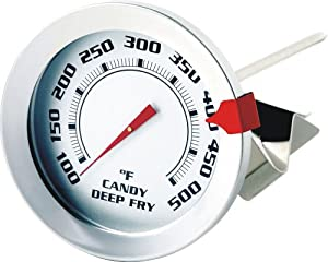 Admetior 6-Inch Candy/Deep Fry Thermometer