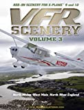 X-Plane VFR Scenery - Volume 3: North Wales, West Midlands and North-West England (PC/Mac DVD)