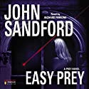 Easy Prey: Lucas Davenport, Book 11 (       UNABRIDGED) by John Sandford Narrated by Richard Ferrone