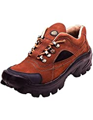 FBT Men's 2305 Brown Casual Leather Shoes