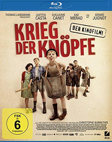 Krieg der Knöpfe [Blu-ray]