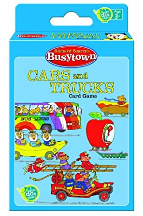 Richard Scarry's Cars and Trucks Game
