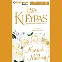 Married by Morning: Hathaways, Book 4 (       UNABRIDGED) by Lisa Kleypas Narrated by Rosalyn Landor