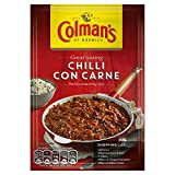 Colman's Chilli Con Carne Recipe Mix 50g (Pack of 12 x 50g)