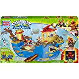 Mega Bloks Skylanders Giants Flynn's Rescue Ship, Light-Up Hot Head