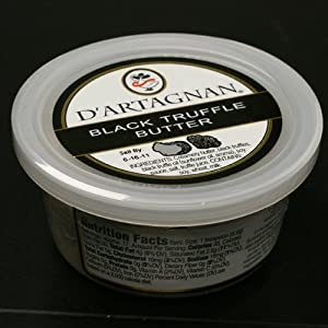 Black Truffle Butter by d'Artagnan (3 ounce)
