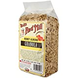 Bob's Red Mill Honey Almond Granola, 18-ounce (Pack Of 4)
