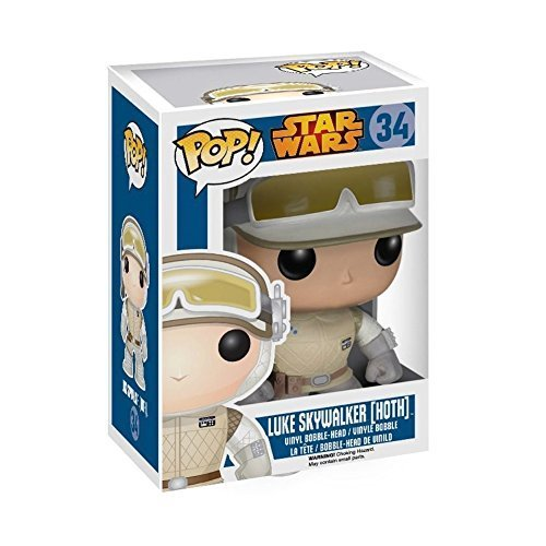 Funko POP Star Wars Hoth Luke Action Figure