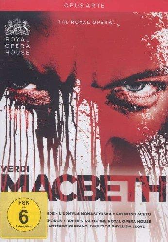 Macbeth(Pappano) - Verdi - DVD