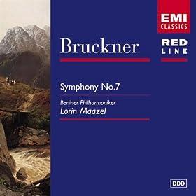 Symphony No. 7 in E major (Nowak/Bruckner Gesellschaft edition): II. Adagio (Sehr feierlich und sehr langsam)