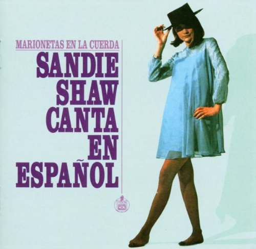 SANDIE SHAW - Marionet As En La Cuerda: The Complete Sp - Zortam Music