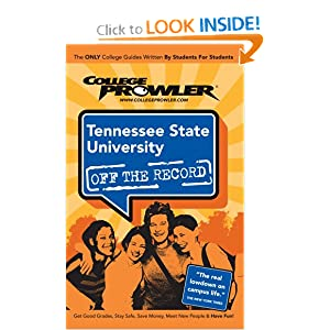 Tennessee State University Raven Petty, Kelly Carey and Matt Hamman