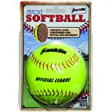 Franklin Sports Synthetic Cover Practice Softball