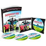 Workout Videos for Seniors - 4 DVDs- Beginner Friendly Low Impact Exercise Routines for Arms, Legs and Core Strength, Balance, Range of Motion, Flexibility, Heart Health, & Bone Health. Complete 8 Week System Can Be Used For Physical Therapy Rehab and Pain Relief