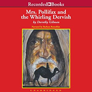 Mrs. Pollifax and the Whirling Dervish Audiobook