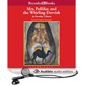 Mrs. Pollifax and the Whirling Dervish (Unabridged)