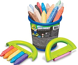 Crayola Outdoors - 03-5104-e-000 - Baril De Craies De Trottoir