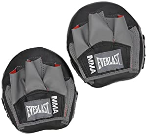 Everlast Hook Jab Pads, One Size by Everlast