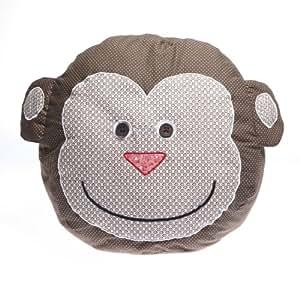 Sass & Belle Kinder Affen Kissen (Mit Füllung)