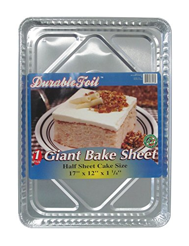Durable Packaging D73013 Giant Baking Sheet (Pack of 12)