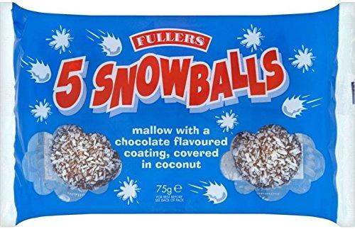 Fullers Snowballs (5 Per Pack - 83G)