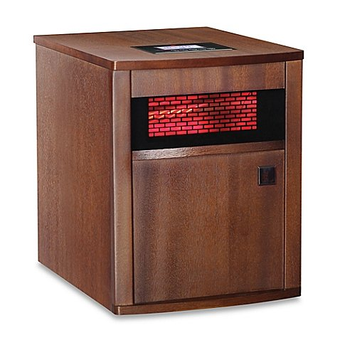 Reliable RedCore W2 Infrared Room Heater in Mahogany (Energy Saver Heater compare prices)