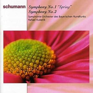 Schumann: Symphonies 1 and 2