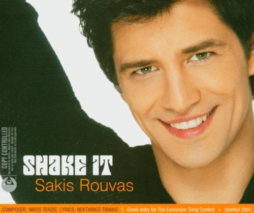 Sakis Rouvas - Shake It - Zortam Music