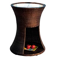 Best Selling Woodbury Wicker Beverage Caddy by Best Furniture