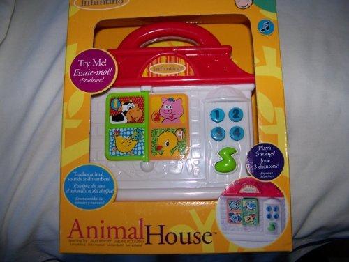 Infantino Animal House