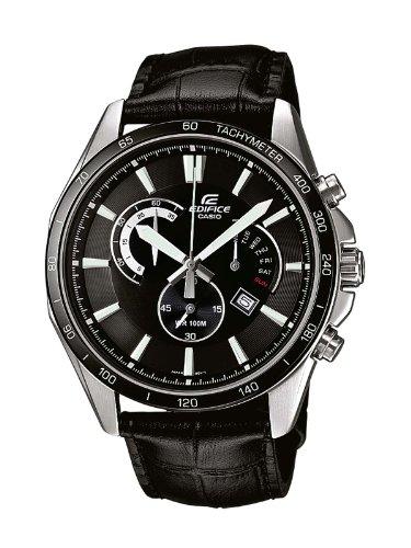 Casio Edifice Herren-Armbanduhr Chronographen Analog Quarz EFR-510L-1AVEF