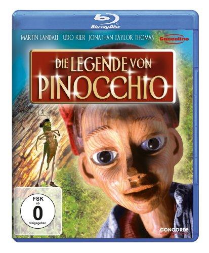Die Legende von Pinocchio [Blu-ray]