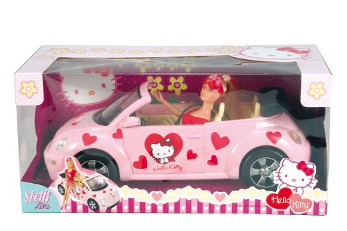 Simba Steffi Love With Hello Kitty And Puppy Accessories