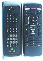 New VIZIO dual side keyboard Internet remote for M470VSE M650VSE M550VSE E420i-A1 E500i-A1 E601i-A3 E470i-A0 M420KD---30 days warranty!