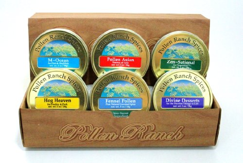 Pollen Ranch Gift Pack (6 tins)