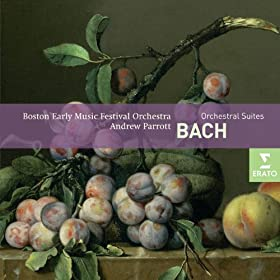 4 Orchestral Suites BWV1066-9, Suite No.3 in D major, BWV1068 (2 oboes, 3 trumpets, strings and timpani): Air