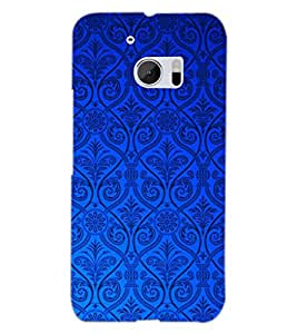 PRINTSWAG PATTERN Designer Back Cover Case for HTC 10