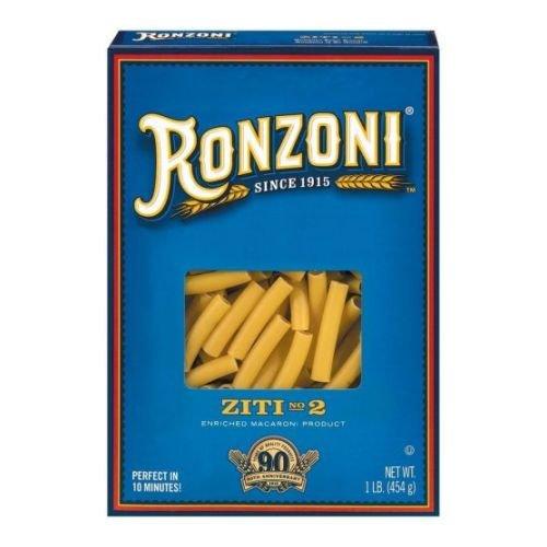New World Pasta Ronzoni Ziti Pasta 16 Ounce
