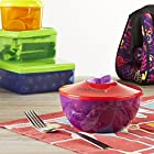 Kids' Healthy Lunch Reusable Container Kit
